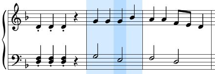 Improved Sheet Music